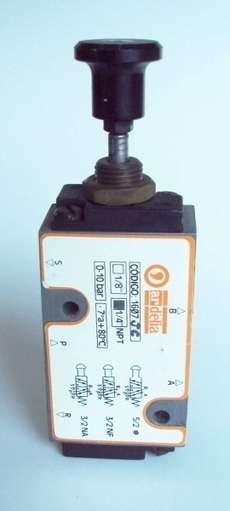 Válvula pneumática (modelo: 1607JC)