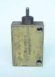 Válvula pneumática (modelo: MJV4)