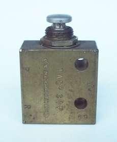 Válvula pneumática (modelo: TAC 31P)