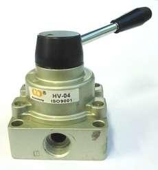 Válvula rotativa (modelo: HV04)
