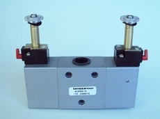 Válvula pneumática (modelo: 4399-S)