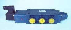 Válvula pneumática (modelo: 0210002554)