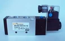 Válvula pneumática (modelo: 4V310-10)