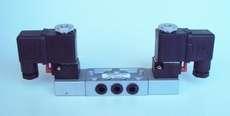 Válvula pneumática (modelo: 2599-17)