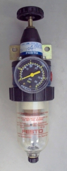 marca: Festo modelo: LFRN14B para pressões baixas: 1,45-23,2PSI 0,1-1,6BAR estado: novo