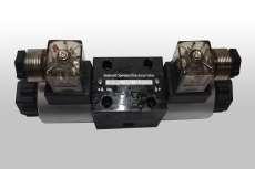Válvula direcional (modelo: 4DWG6U 24V)