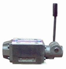 Válvula hidráulica direcional manual (modelo: 4DWMG6E)