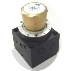 Válvula reguladora de vazão (modelo: 2MRB5-15)