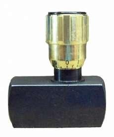 Válvula hidráulica (modelo: DRV12-1-1X)