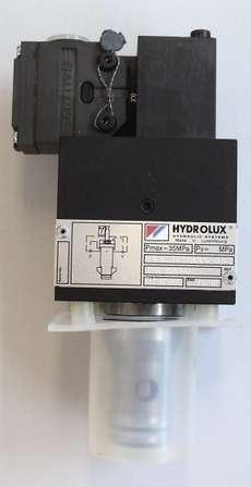 Válvula hidráulica (modelo: RSE16BL6T1WX3)