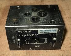 marca: REXROTH modelo: Z1S6D133V estado: usada