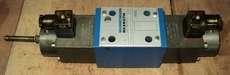 marca: Rexroth modelo: 4WRE10E321224Z4M bobina: Hydronorma GP61-4-A 493 estado: usada