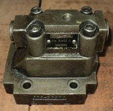 Válvula hidráulica (modelo: S16394530)