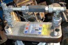Trocador de calor (modelo: K050)