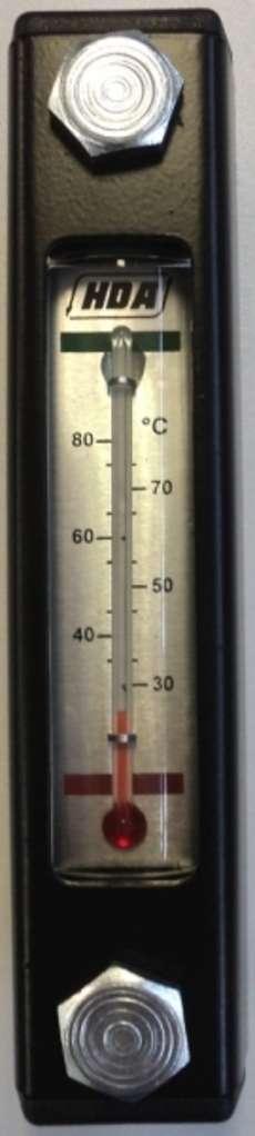 Termometro (escala: 30-80C)