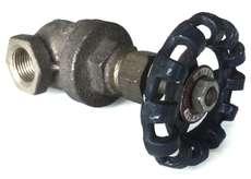 Válvula 2 vias (modelo: 601)