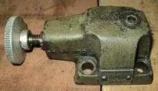 Válvula de segurança (modelo: CGR02K)