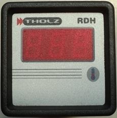 marca: Tholz modelo: RDH068N 220VCA tipoJ digital estado: novo