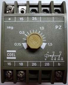 marca: Coel modelo: PZ15 1,5SEG estado: usado