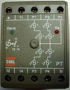 Rele (modelo: PTCOEL)