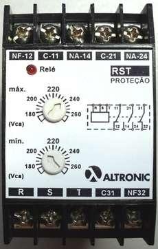Rele (modelo: RST31TLM)