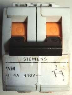 Disjuntor (modelo: G4A440V)