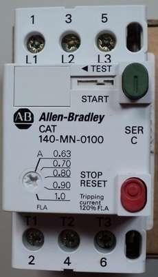 Disjuntor (modelo: 140-MN-0100)