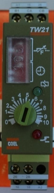 Temporizador (modelo: TW21)