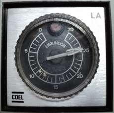 Temporizador (modelo: LA30SEG)