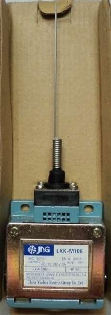 marca: JNG modelo: LXKM106 estado: novo, na caixa
