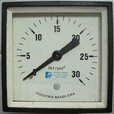 Manometro (escala: 30lbf/pol2)
