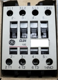 Contator (modelo: CL04)
