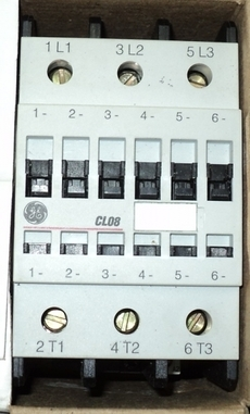 Contator (modelo: CL08)