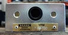 Válvula hidráulica (modelo: VPM 7-04700)