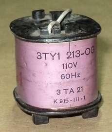 modelo: 3TY1213OG para contator 3TA21 K915III1 110V 60HZ estado: usada