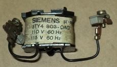 marca: Siemens modelo: 3TY4803OAG 110/115V 60Hz estado: usada