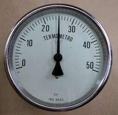 Termometro (escala: 50C)