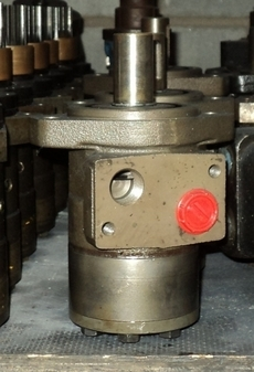 Motor hidráulico (modelo: MGL)