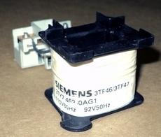 marca: Siemens modelo: 3TY74630AG1 110V 60Hz para contator 3TF46, 3TF47 estado: usada