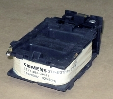 marca: Siemens modelo: 3TY74830AG1 para contator 3TF48, 3TF49, 3TK48 110V 60Hz estado: usada