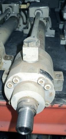 Cilindro hidráulico (modelo: CDH2MS250/36/350)