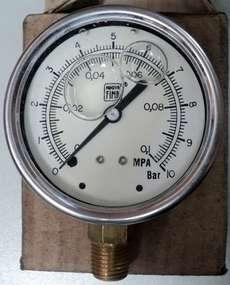 Manometro (escala: 0,1MPA 10BAR)