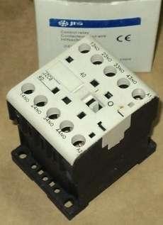 Contator auxiliar (modelo: JZC822)