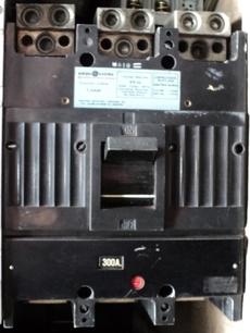 Disjuntor (modelo: TJD434 300A)