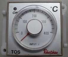 Controlador de temperatura (modelo: TOS)