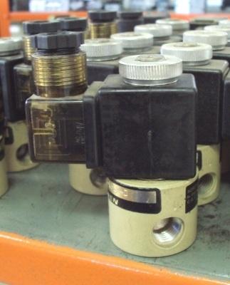 marca: Norgren <br/>modelo: 500223132A3 24V 2vias rosca1/4 <br/>estado: usada