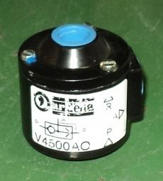 Válvula pneumática (modelo: 4500-AO)