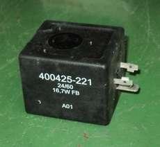 marca: Asco modelo: 400425221 24/60 16,7W FB estado: nunca foi utilizada