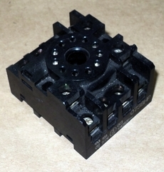 Base para rele (modelo: PF113A-E)