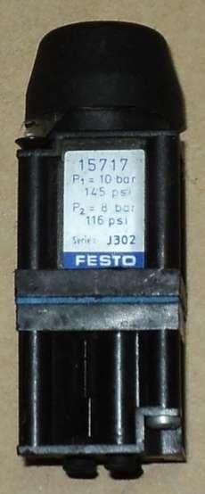 marca: FESTO modelo: LR33 15717, Série J302 estado: usada